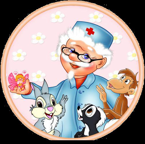 Картинки в уголок доктора для детского сада